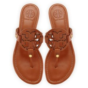 Tory Burch Miller Sandals | EUC